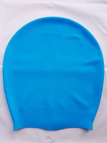 DreadLab Swim Cap XL Pacific Blue