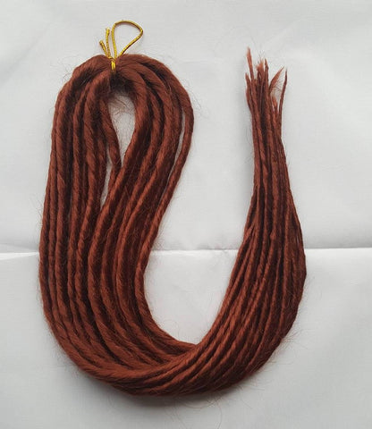 Elysee Star #29 Light Burgundy Dreadlocks
