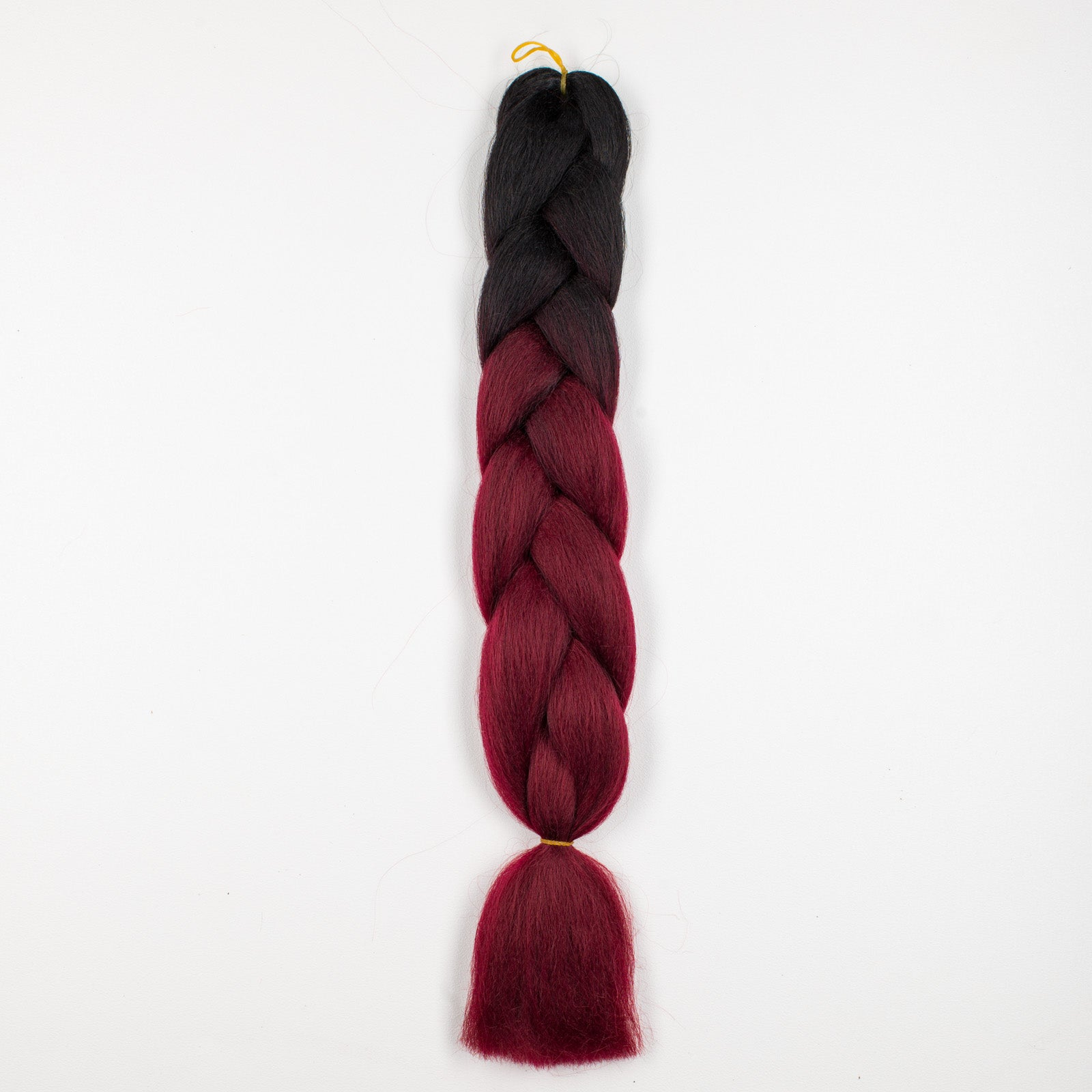 "DreadLab - Synthetic Kanekalon Jumbo Braid Hair Two Tone Ombre (24""/60cm)"