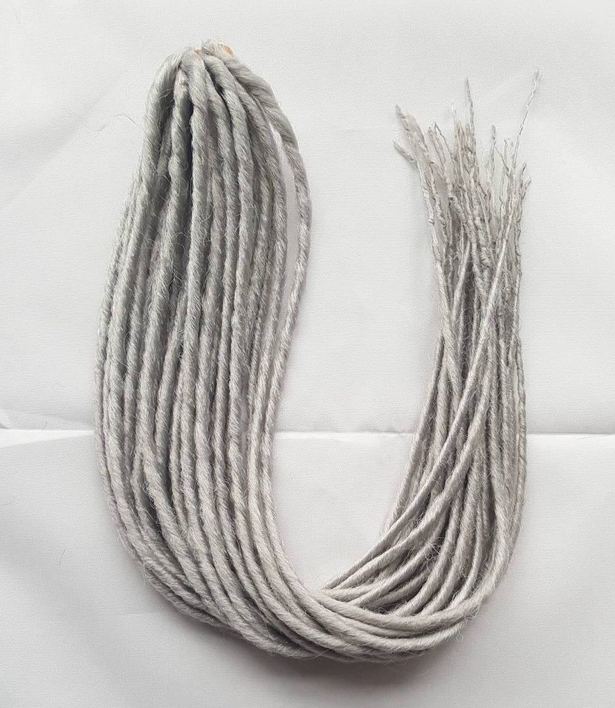 Elysee Star #60 Silver Blonde Dreadlocks