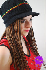 Dready Dreadzz - Dreadlocks Rasta Cap 2