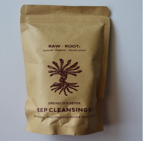 Raw Roots - Dreadlocks Deep Cleansing Detox Kit