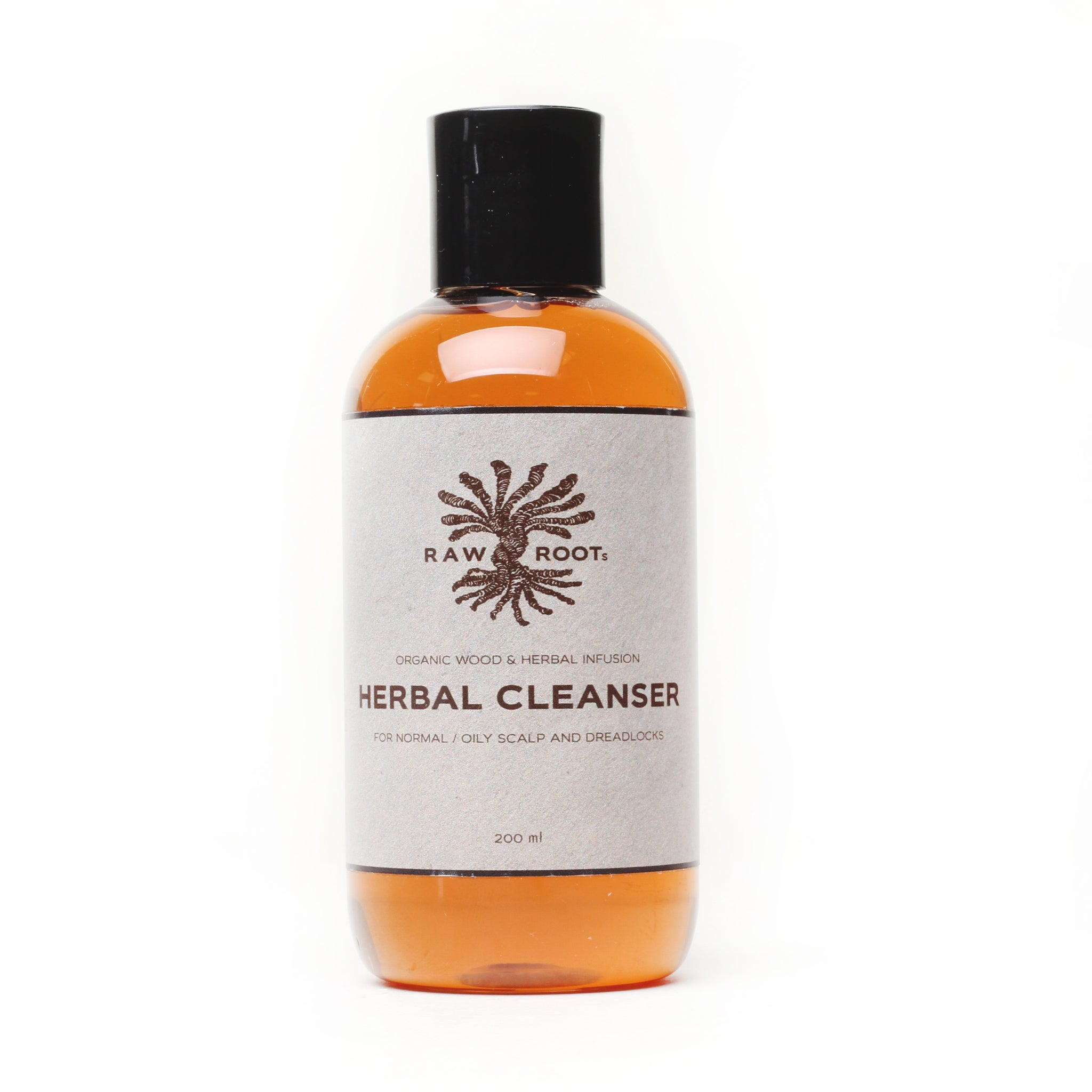 Raw Roots - Dreadlocks Herbal Cleanser Shampoo (200ml)