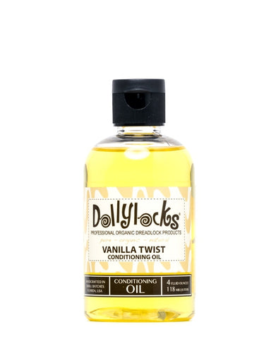 Dollylocks - Dreadlocks Conditioning Oil - Vanilla Twist (4oz/118ml)