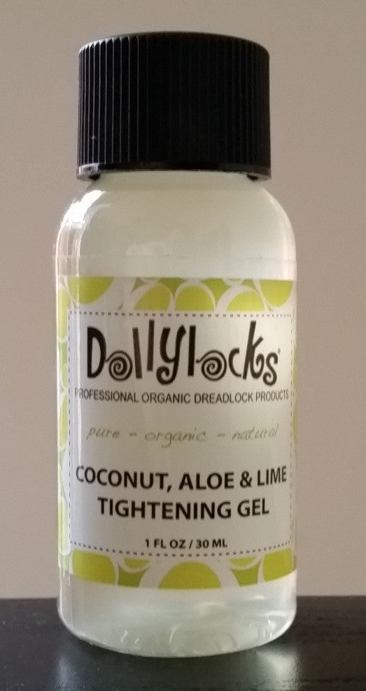 Dollylocks Tightening Gel 1oz/30ml/Travel Size