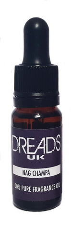 DreadsUK – Dreadlocks Nag Champa Fragrance Oil