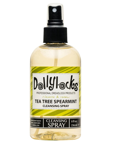 Dollylocks - Dreadlocks Cleansing Spray - Tea Tree Spearmint (8oz/236ml)