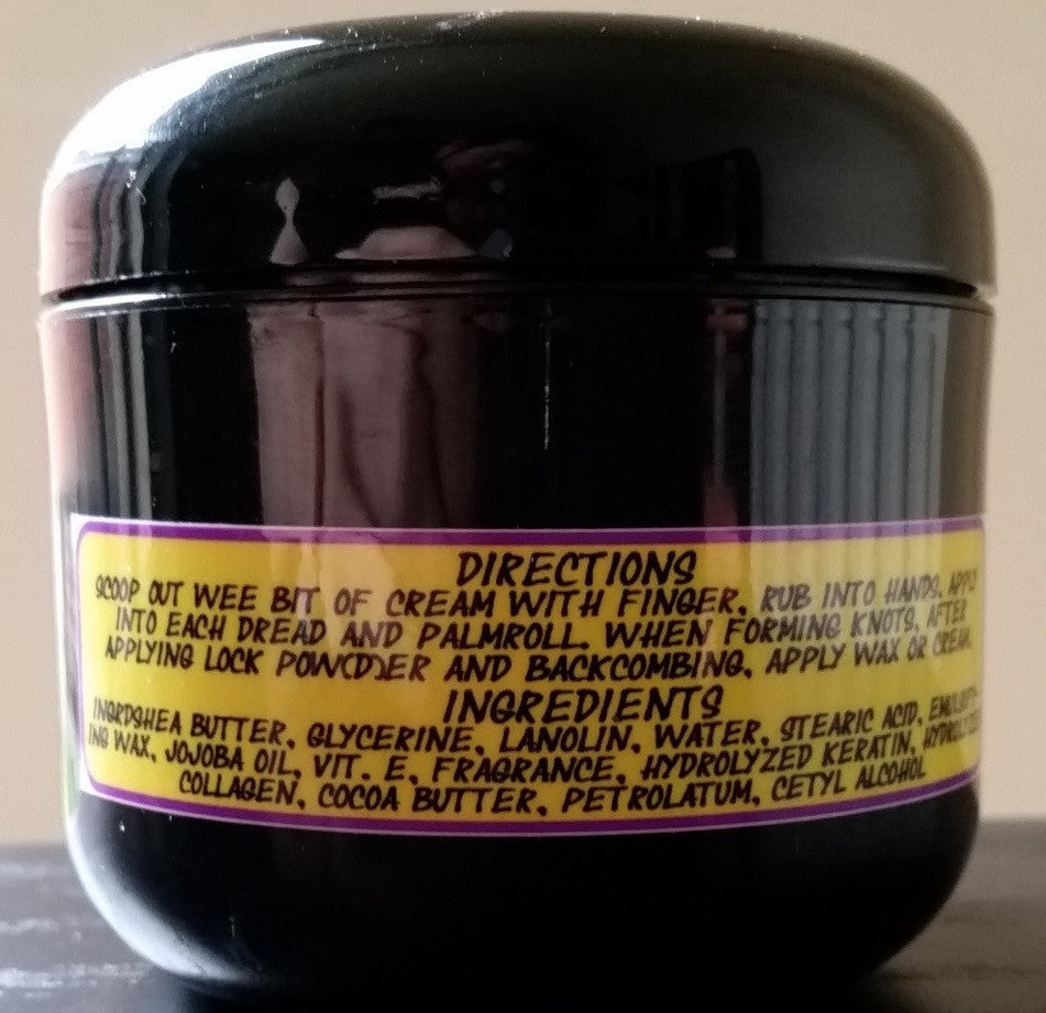 Dready Dreadzz - Dreadlocks Locking Cream (4oz/115g)