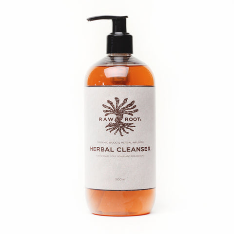Raw Roots - Dreadlocks Herbal Cleanser Shampoo (500ml)