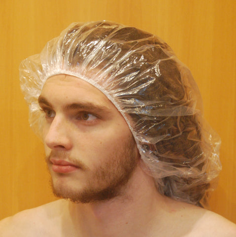 DreadLab 3x Extra Large Shower Caps for Dreadlocks