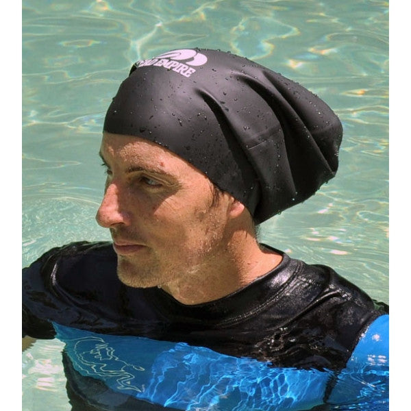 Extra Large Swim Cap for Dreadlocks