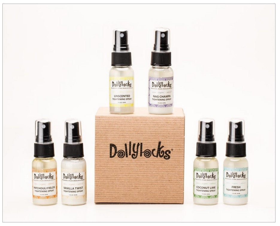 Dollylocks Tightening Spray Set