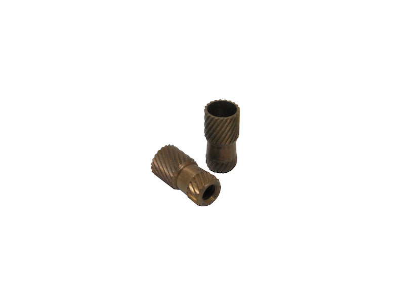 8-32 Brass ZAP-SERT Threaded Insert