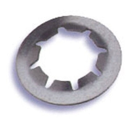 85 Series Push-On Retainer, Stainless Steel