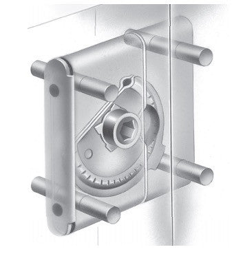 Standard Roto Lock Latch