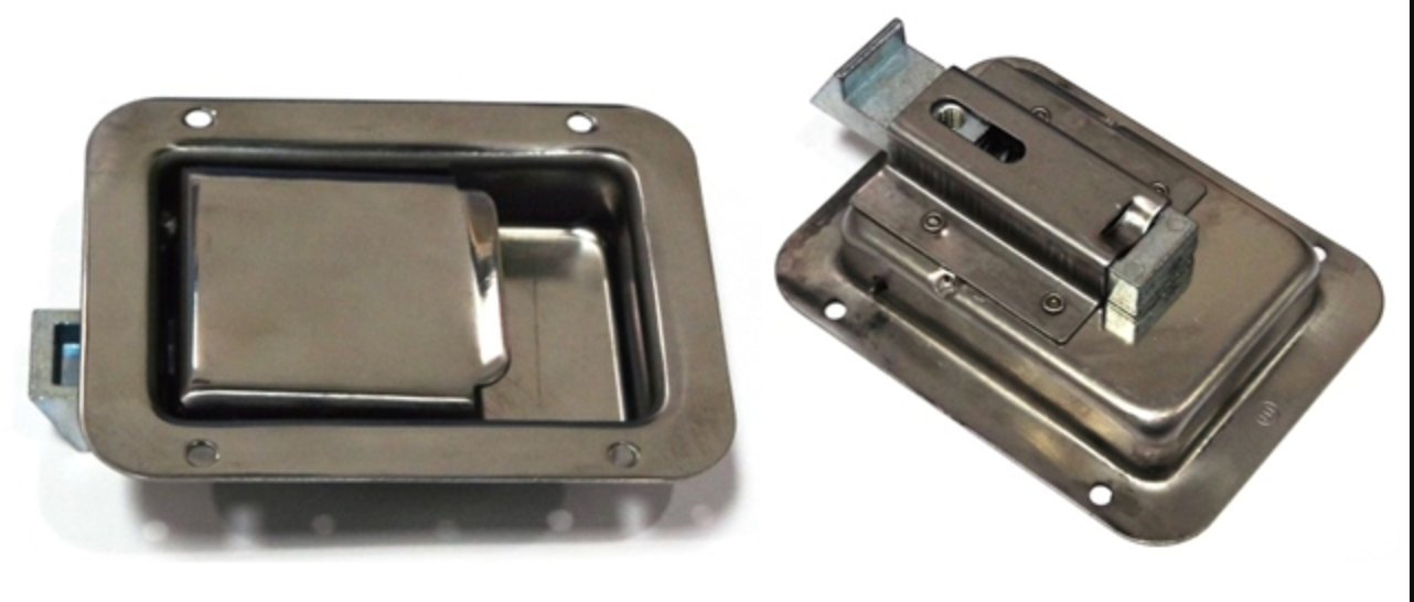 9015 Series Stainless Paddle Latch