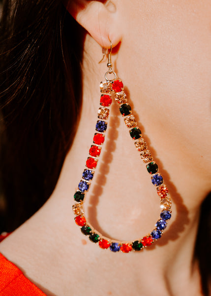 The Bejeweled Earrings