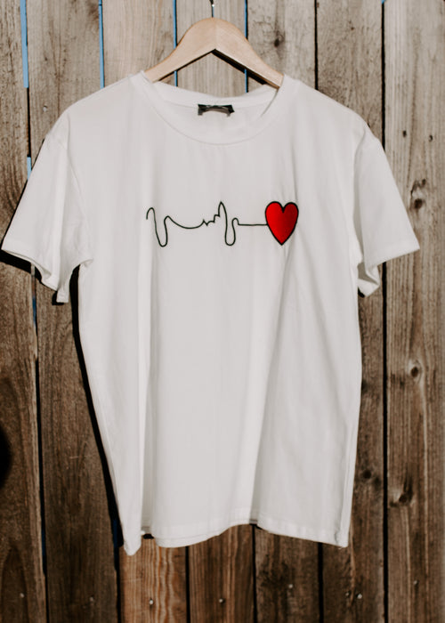 Heartthrob Graphic Tee