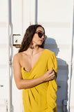 Knock Out One Shoulder Dress