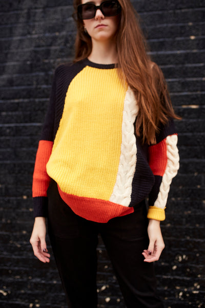 I Want Candy Corn Sweater