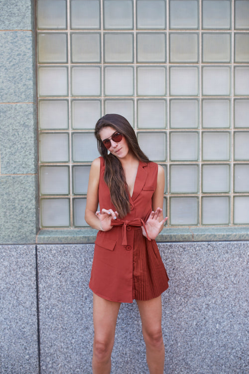 The Avery Romper