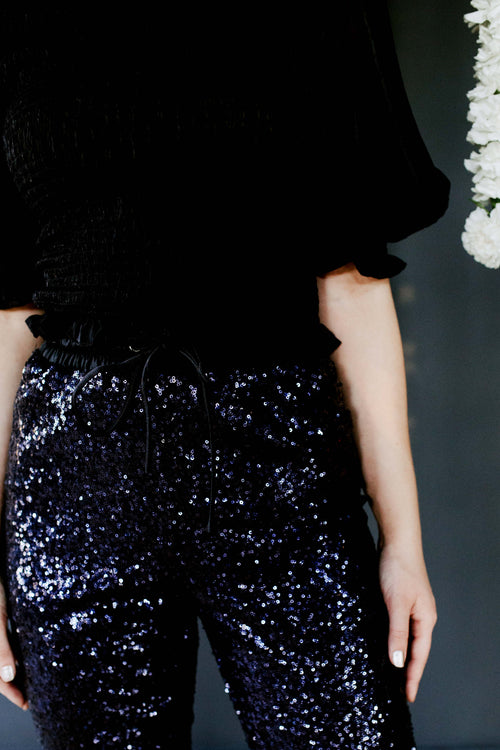 All That Glitters Jogger Pant