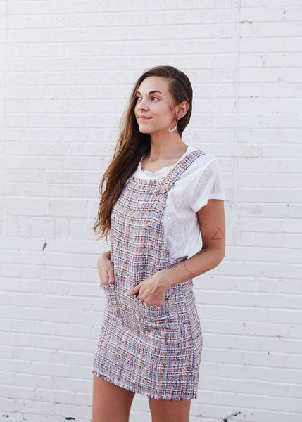 Miss Coco Overall Dress