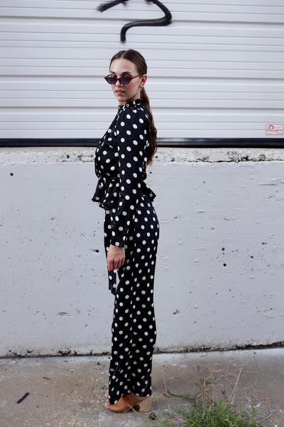 Spot On Polka Dot Pants
