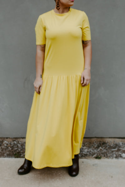 Lil Miss Sunshine Midi Dress