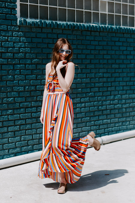 Desert Queen Maxi Dress