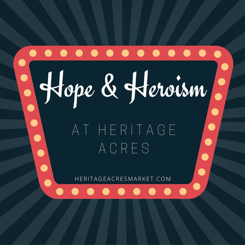 Heroism at Heritage Acres