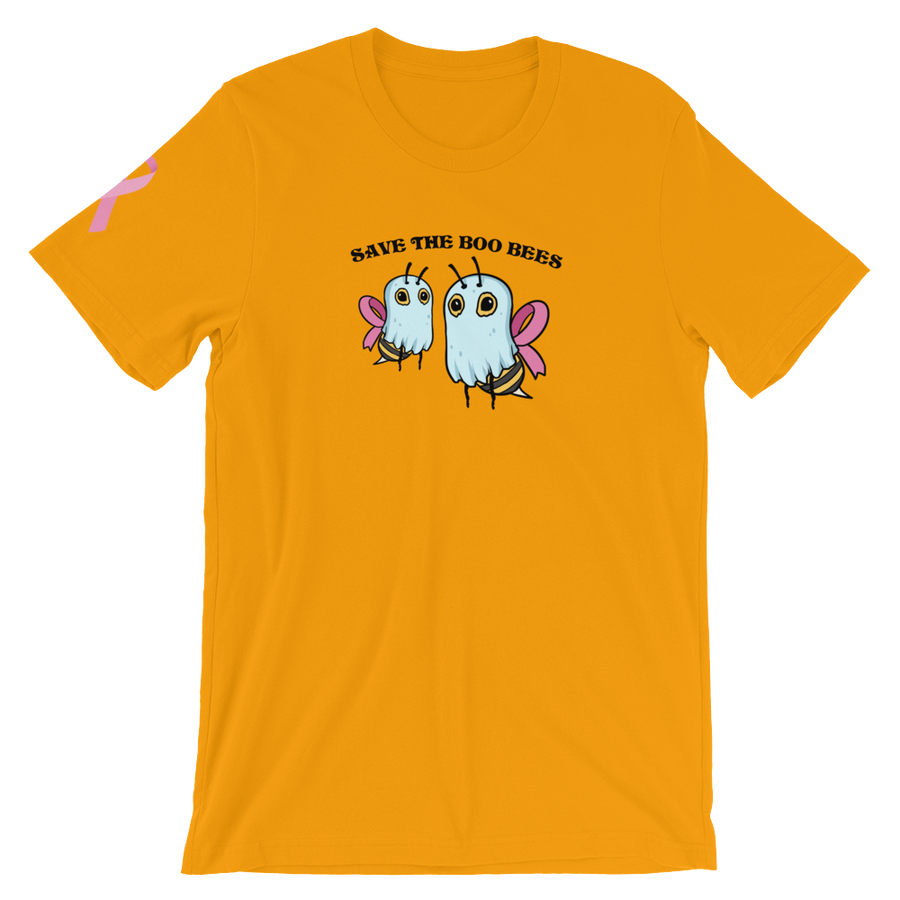 Save The Boo Bees Breast Cancer T-Shirt - Heritage Acres Market LLC