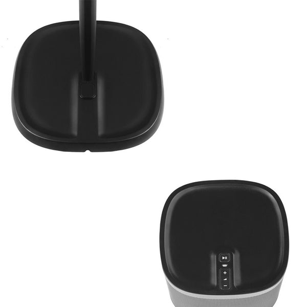 Speaker Stands for SONOS PLAY:1 or PLAY:3 - BLACK PAIR (Not compatible with Sonos One)