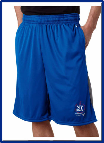 USAFA - 4117  Badger B-Core 9 Drive Shorts
