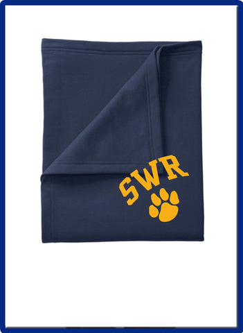 SWR Gear - BP78 Port & Company® Core Fleece Sweatshirt Blanket