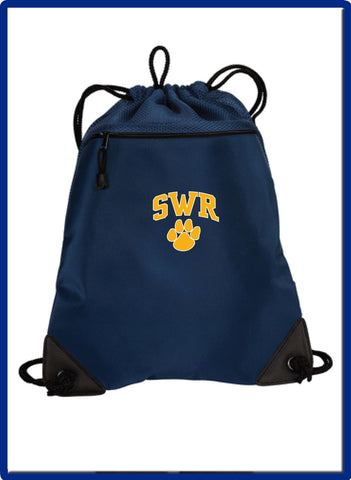SWR Gear - BG810 Port Authority® - Cinch Pack with Mesh Trim
