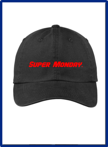 Super Monday - PWU Port Authority® Garment Washed Cap