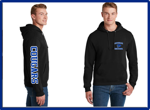 CHS - 996M JERZEES® - NuBlend® Pullover Hooded Sweatshirt