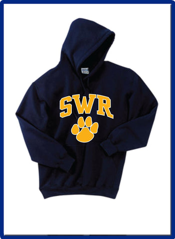 SWR Gear - 12500/18500 Gildan Hooded Sweatshirt