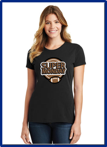 Super Monday - LPC450 Port & Company® Ladies Fan Favorite™ Tee