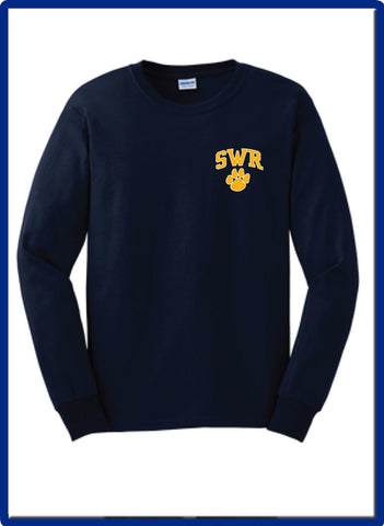 SWR Gear - 2400 EMBROIDERY Gildan Long Sleeve T-Shirt