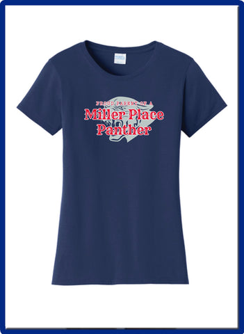 MP GEAR- LPC450 LADIES Fan Favorite T-Shirt - PROUD PARENT