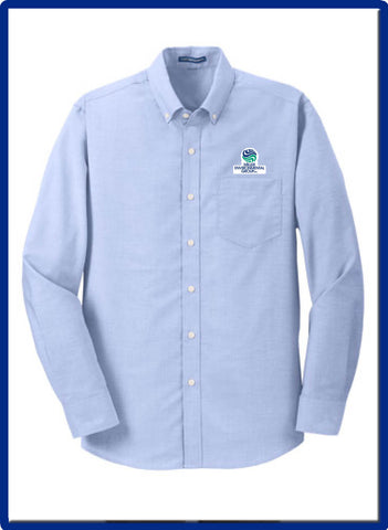 ENV MILLER - S658 Port Authority® SuperPro™ Oxford Shirt