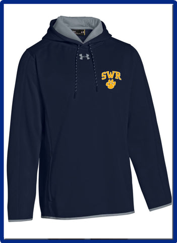SWR Gear - 1295286 Under Armour Men's Double Threat Armour Fleece® Hoodie
