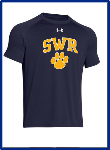 SWR Gear - 1305775 Under Armour Men's Locker T-Shirt 2.0