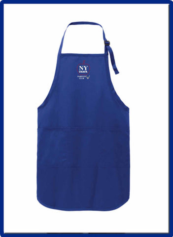 USAFA - A703 Port Authority® Easy Care Full-Length Apron with Stain Release
