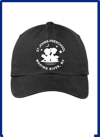 St. Johns - PWU Port Authority® Garment Washed Cap