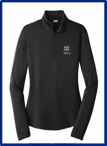 USAFA - ST357 Sport-Tek® LADIES PosiCharge® Competitor™ 1/4-Zip Pullover