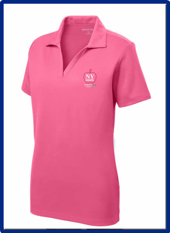 USAFA - LST640 Sport-Tek® LADIES PosiCharge® RacerMesh® Polo