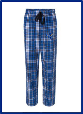 CHS - F20 Boxercraft - Flannel Pants With Pockets